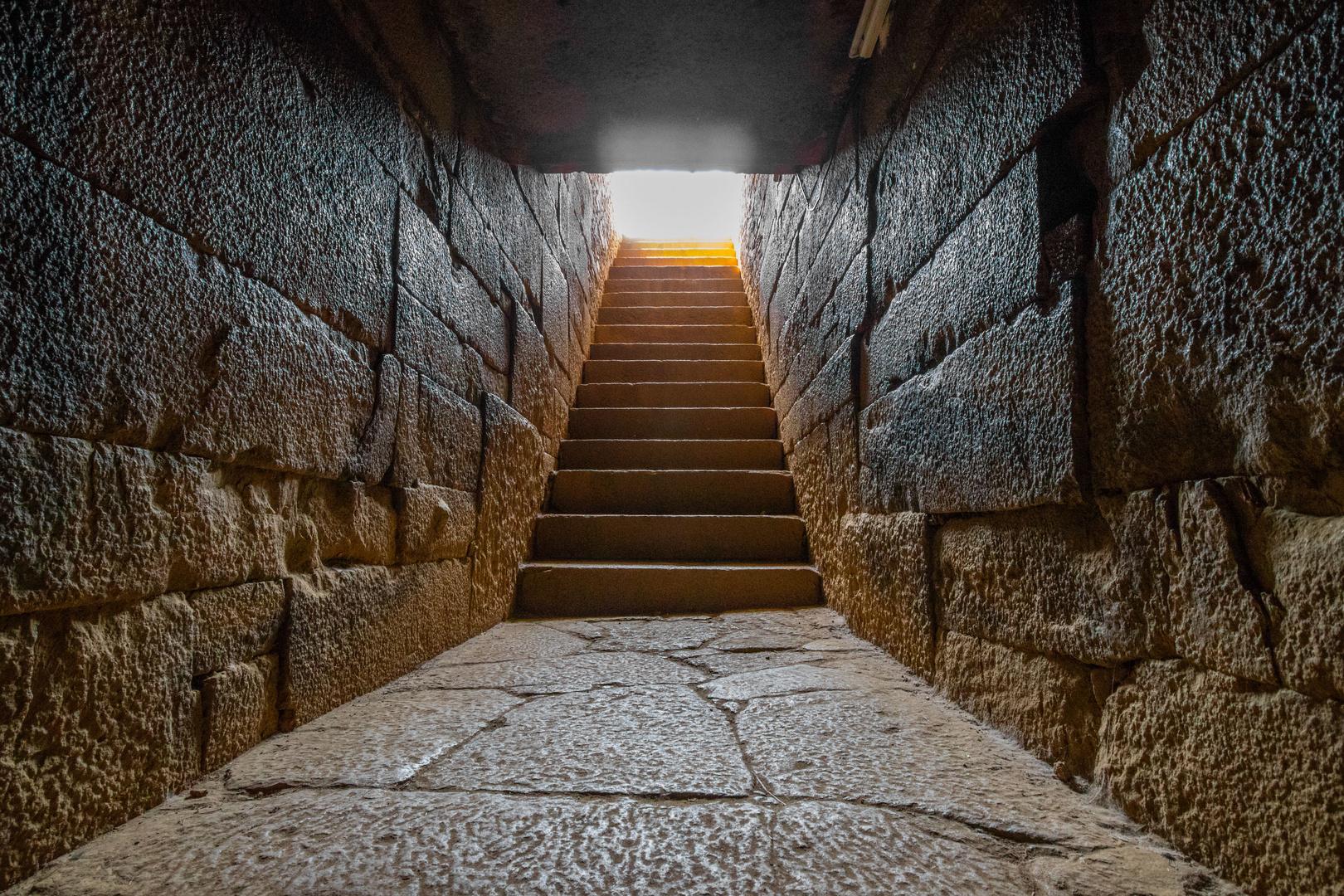 Tombeau du Roi Khaled à Axum.