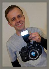 Tom's gezeichnete Kamera