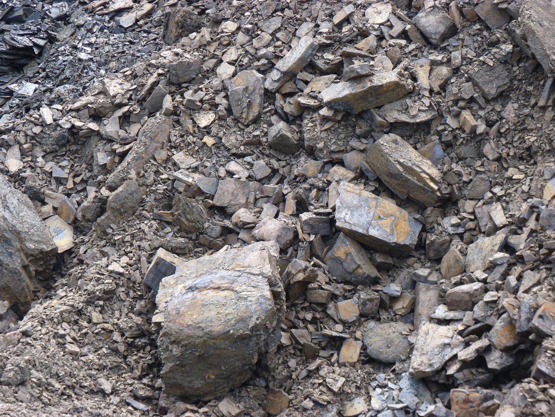 Ton oder Stein