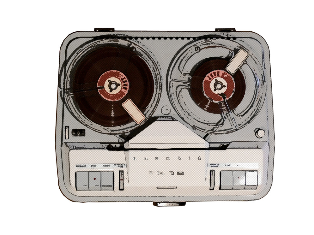 Tonbandgerät