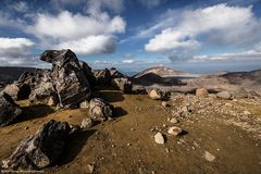 Tongariro - Blue Lake