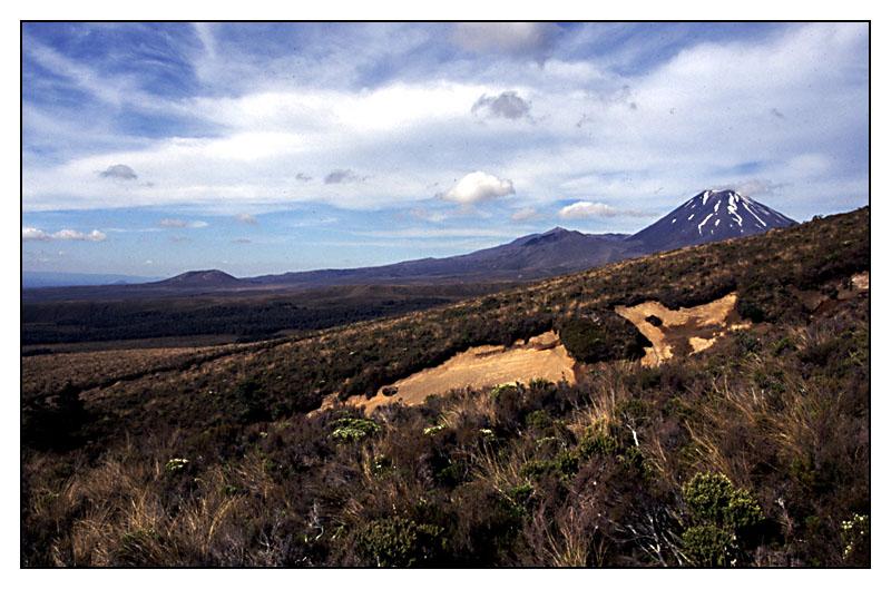 Tongariro NP Mount Ngauruhoe