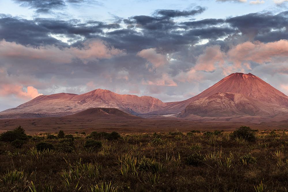 Tongariro Sunset