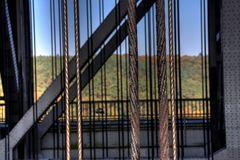 Tonnenlast verteilt auf viele Seile