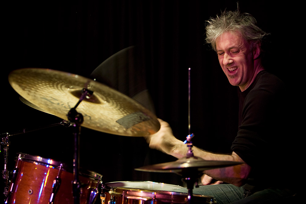 Tony Buck - drums | THE FELL CLUTCH (US)