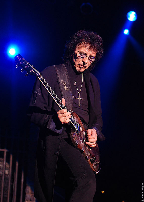 Tony Iommi Heaven and Hell