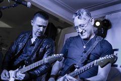 Tony Vega und Kai Strauss