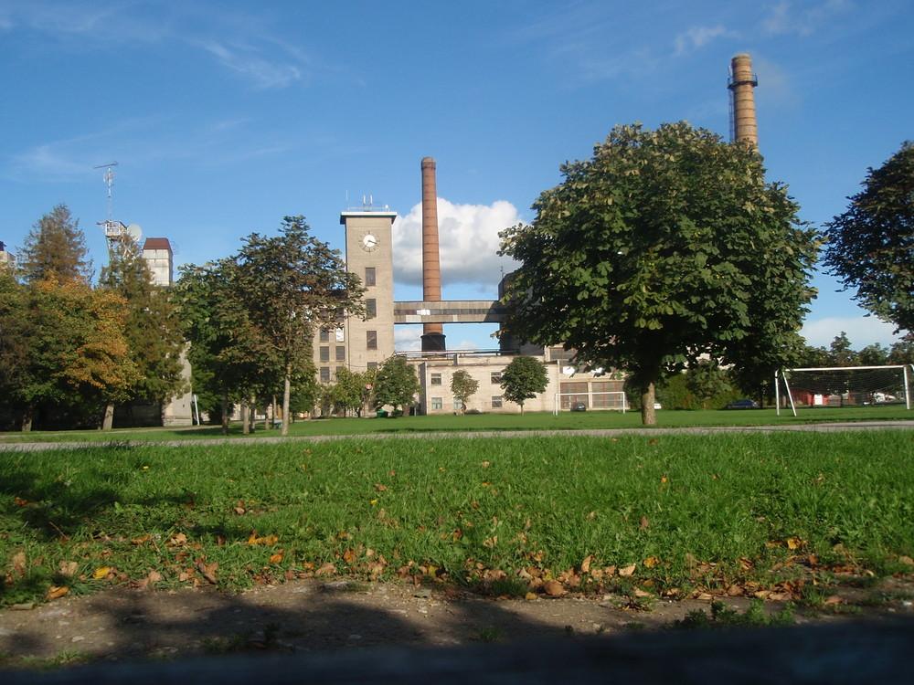 Tootsi Briquettes Factory.Estonia.Pärnumaa.Tootsi