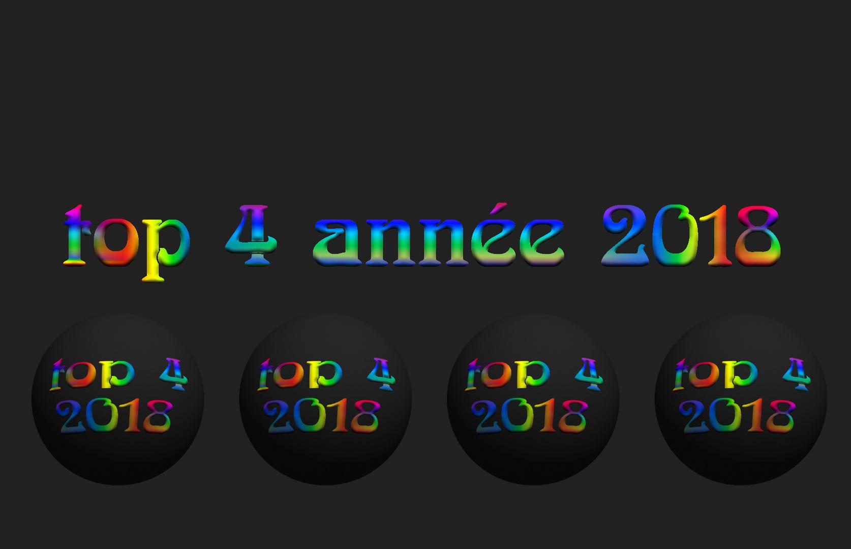 top-4-annee-2018