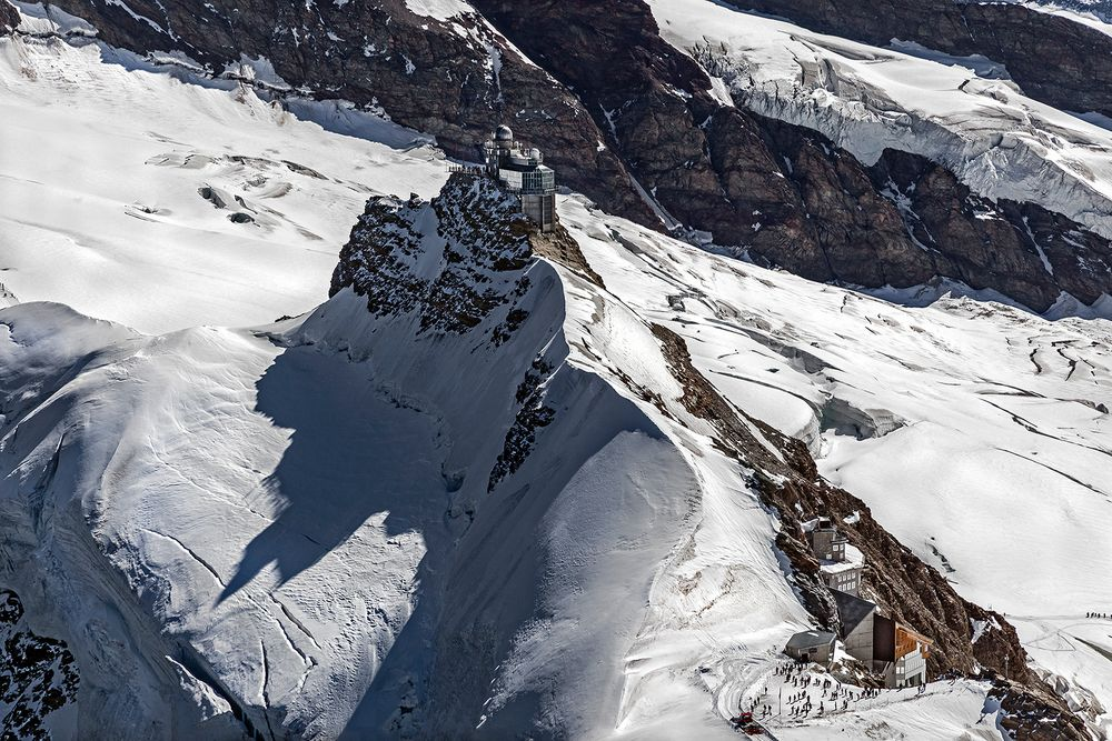 TOP OF EUROPE: JUNGFRAUJOCH