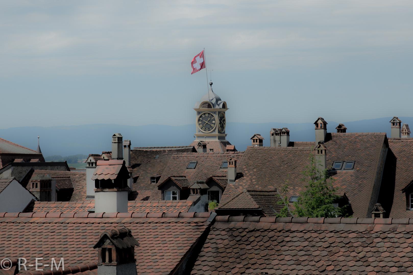 Top of Murten