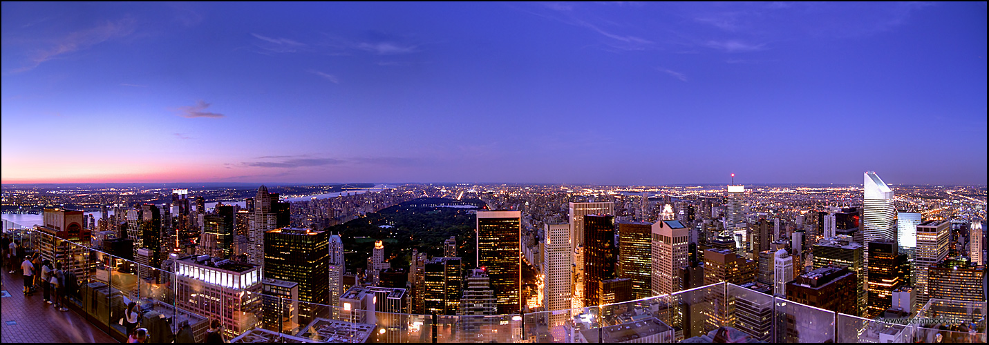 Top Of The Rock, New York City Serie I