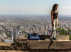 Top of the Rock Santiago