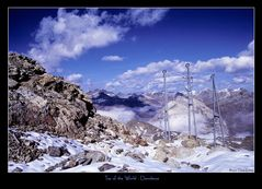 Top of the World - Diavolezza