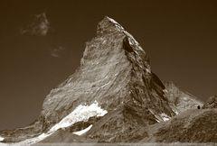 topp of the Mountain....