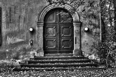 Tor an der Orangerie - Schloß Benrath