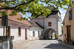 Tor in Teltsch