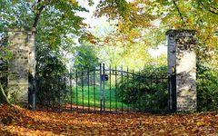Tor zum Herbst