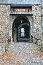 Tor zum Schloss Hohenlimburg