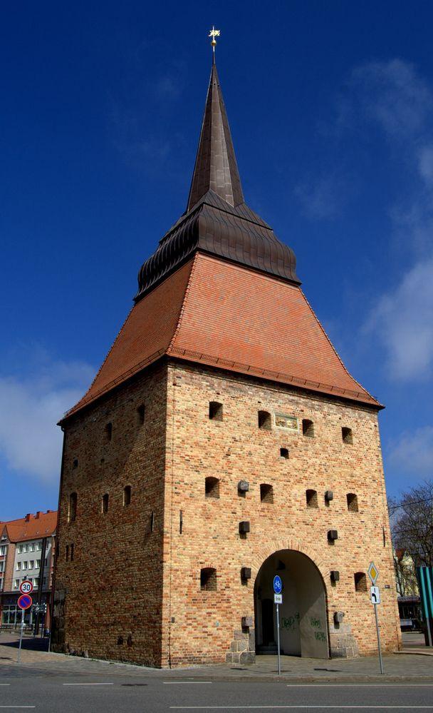 Tor zur Stadt Rostock