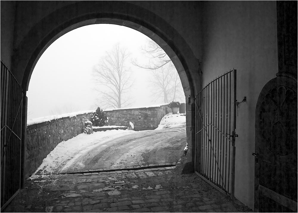 Tor zur Staufenburg