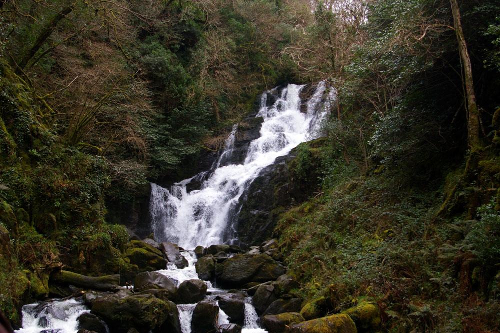 Torc Waterfall, Killarney National Park, IE