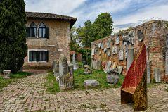 Torcello - Römisches Venedig - Ausgrabungen der Antike