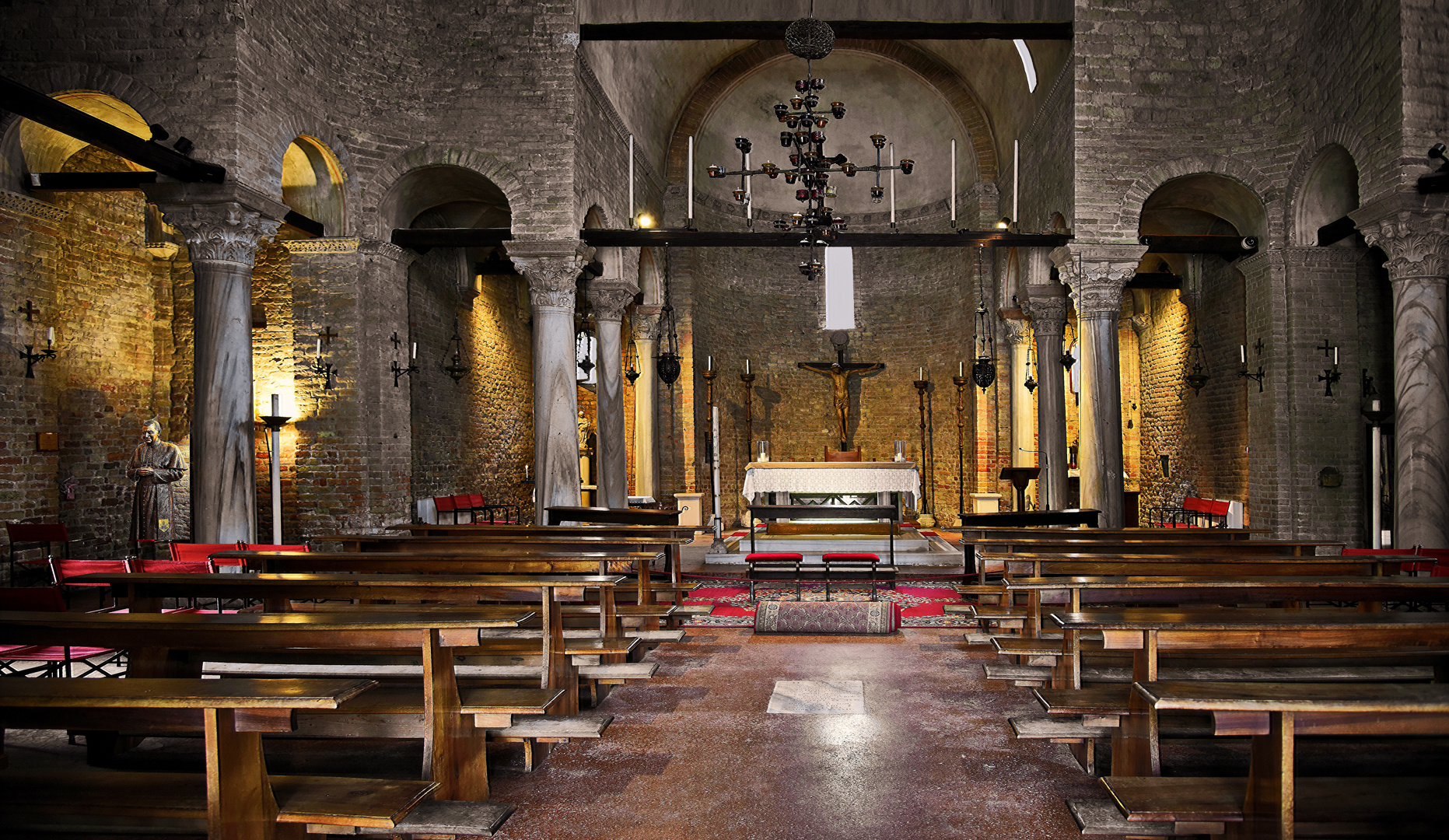 TORCELLO - Santa Maria Assunta -