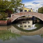 TORCELLO  - Spaziergang am Kanal lang -