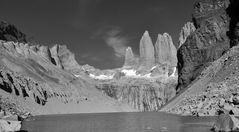 Tores del Paine in SW