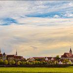 Torgau im April