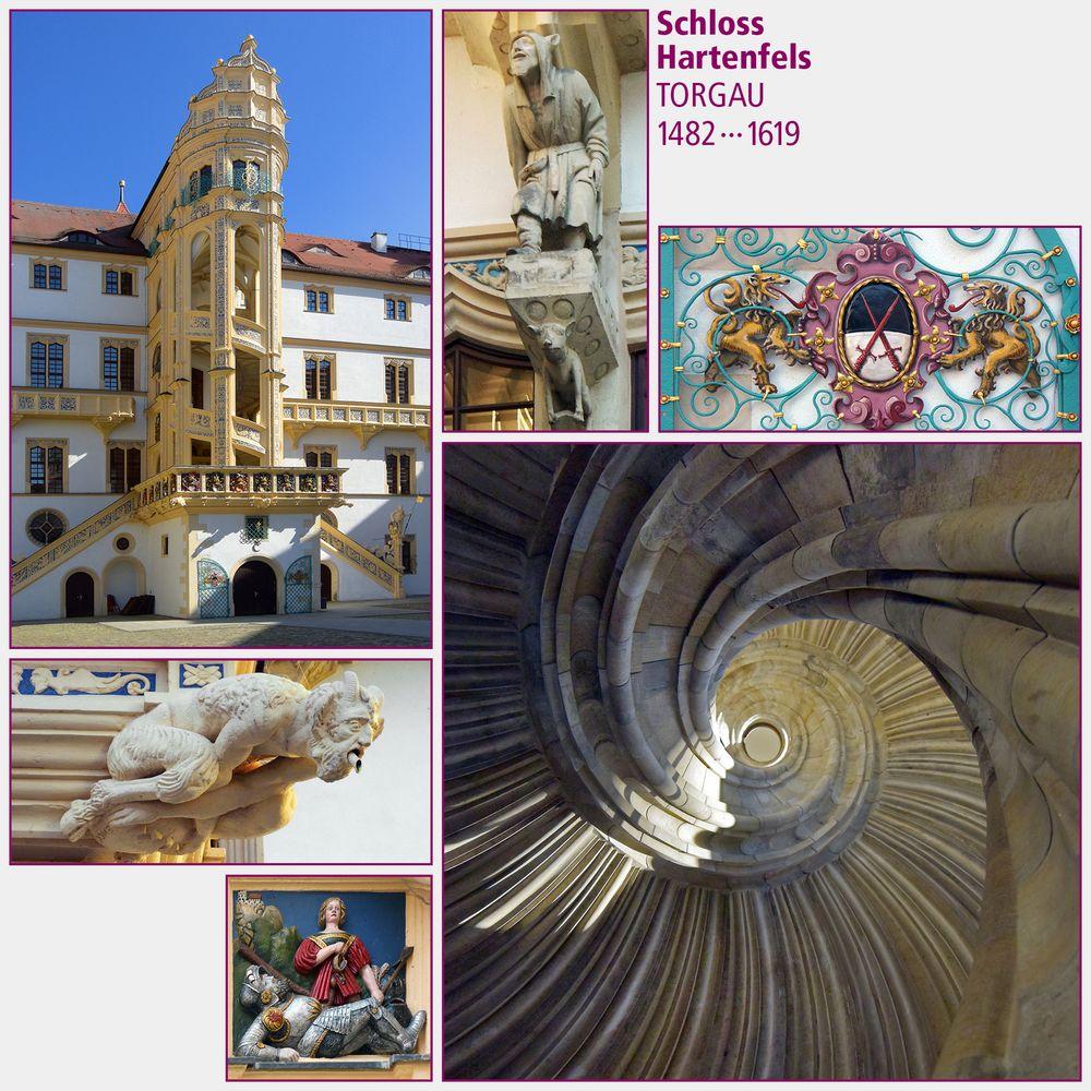 Torgau · Schloss Hartenfels I