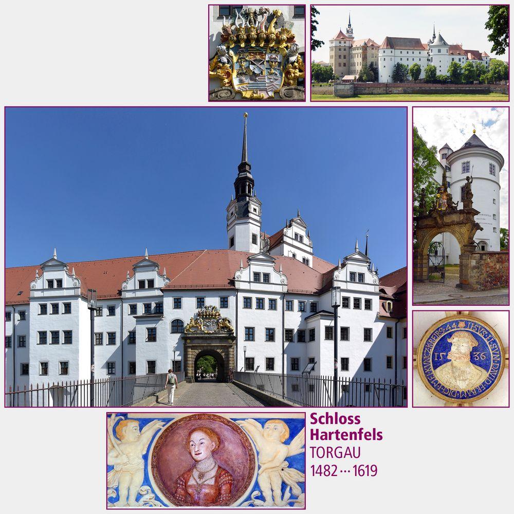 Torgau · Schloss Hartenfels III