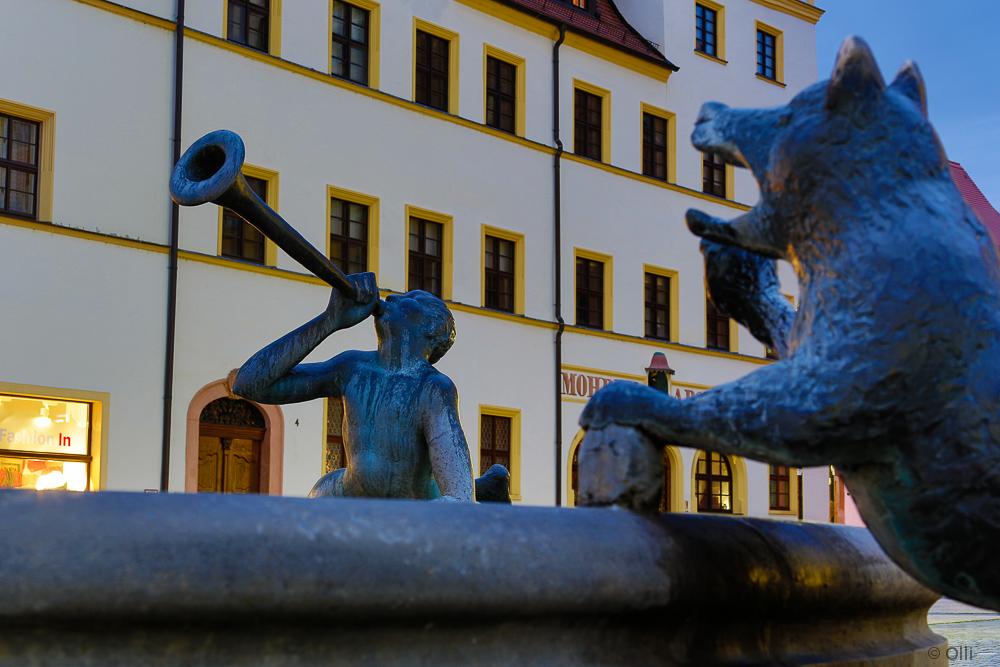 """Torgau zur blauen """"h"""" - 2"""