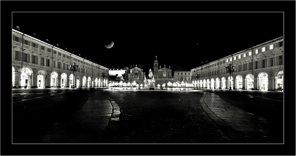 -Torino by Night -