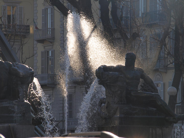 Torino La fontana Angelica