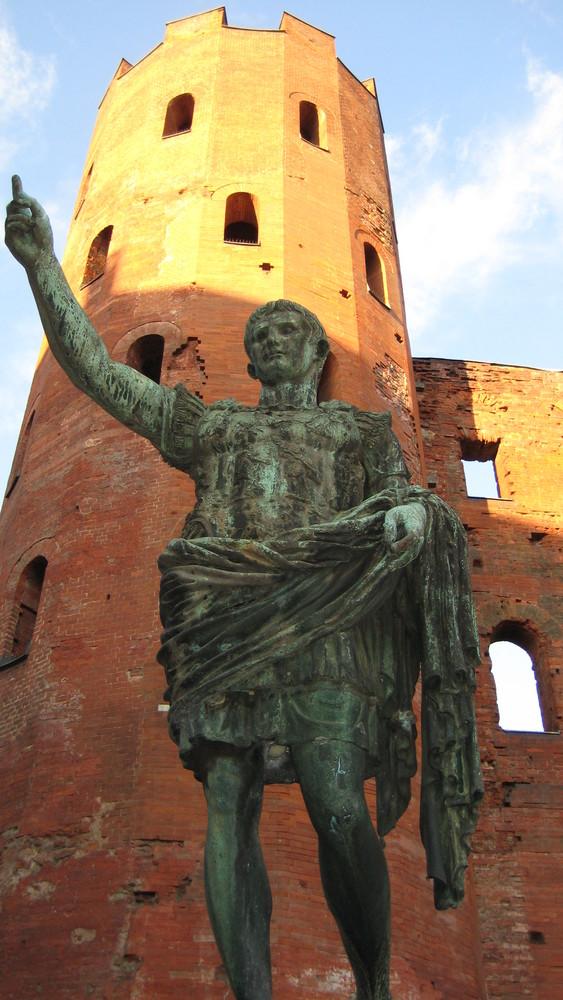 Torino rovine Romane Cesare