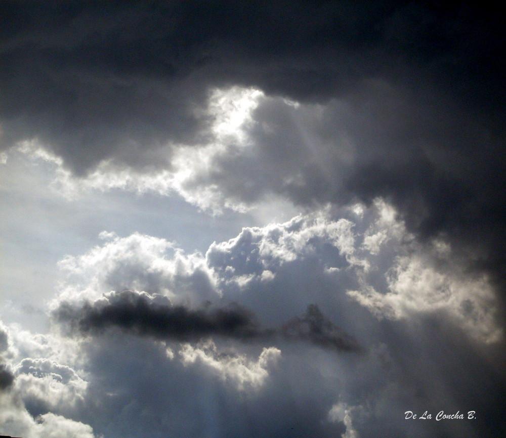 Tormenta de nubes