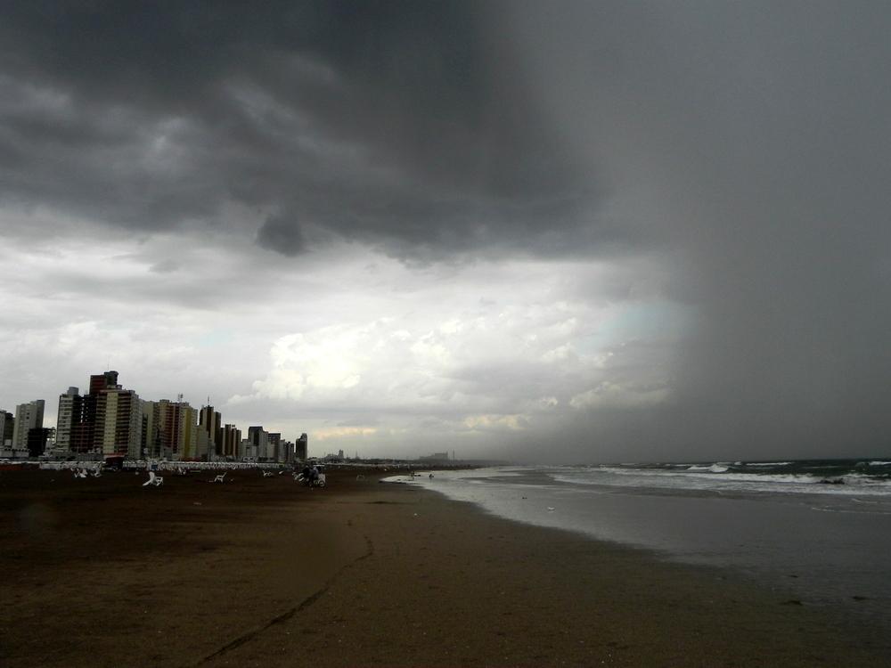 Tormenta En El Mar Imagen & Foto