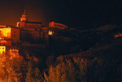 Tormenta sobre Albarracin