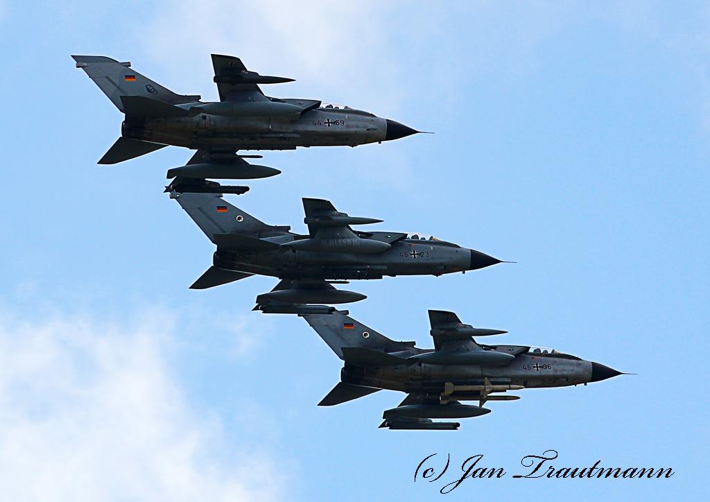 Tornado in Formation