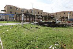 Tornado Narbonne Plage 15.10.2018 05