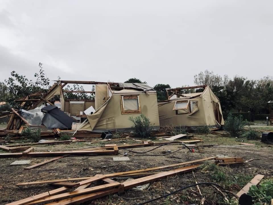 Tornado Narbonne Plage 15.10.2018 07