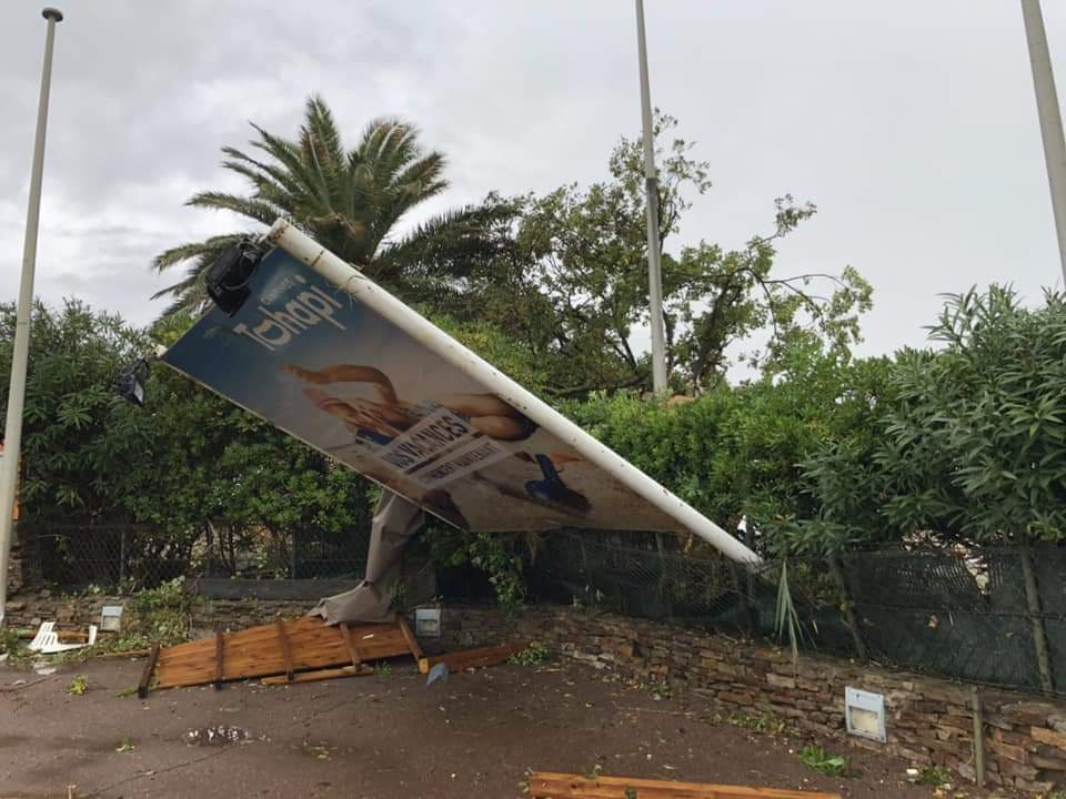Tornado Narbonne Plage 15.10.2018 09