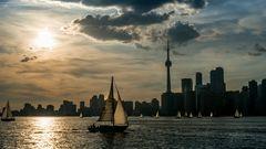 Toronto Afternoon