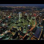 [ Toronto at night ]