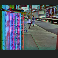 Toronto / China Town 3-D