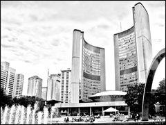 Toronto - City Hall square
