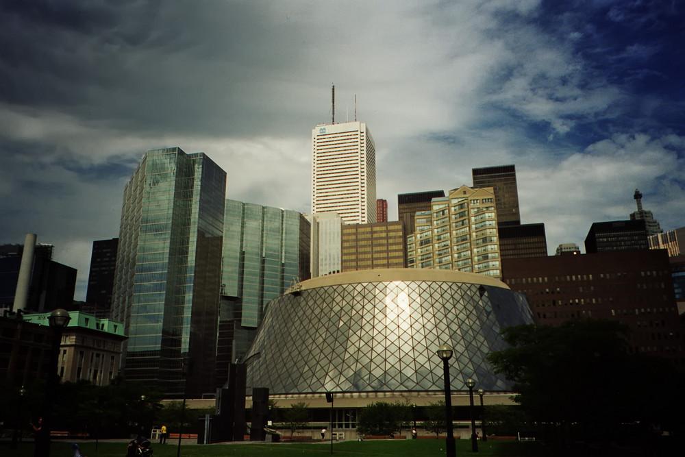 Toronto reloaded
