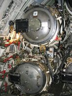 Torpedo-Rohre U-9